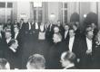 """Õpetatud Eesti Seltsi 100. a. juubelibanketi eel """"Sinimandrias"""" jaanuar 1938 - KM EKLA"""