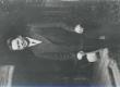 F. Tuglas Tuusulas A. Kivi surmamaja ees, 1929 - KM EKLA