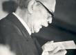 Fr. Tuglas oma 85. sünnipäeval 1971. a. - KM EKLA