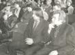 F. Tuglasele pühendatud teaduskonverents Puigal 23. II  1986. a. Esiplaanil Hando Runnel ja Erik Kamberg - KM EKLA
