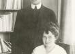 Friedebert Tuglas ja Hanna-Maria Ålender Soomes 1914. a. - KM EKLA