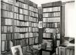Friedebert Tuglase majamuuseum Tallinnas, Väikese Illimari 12. Raamatukogu II korrusel - KM EKLA