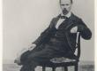 Köler, Johann, professor (toolil istumas) - KM EKLA