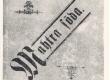 Vilde, Eduard, Mahtra sõda, Tln., 1902, kaas - KM EKLA