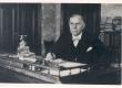 Vilde, Eduard oma töötoas 1925 Tallinnas - KM EKLA