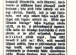 """Vilde, Eduard, """"Udumäe kuningas"""" [Vanemuises] (arvust algus), Postimees 21.03.1894, nr 63 - KM EKLA"""
