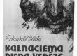 Vilde, Eduard, Mäeküla piimamees (läti keeles), Riga, 1963, kaas - KM EKLA