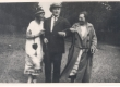 Vilde, Eduard kahe tundmatuga Narva-Jõesuus 1925.a. (?) - KM EKLA