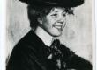 Marie Under (1904). A. Laikmaa maali repr. järgi - KM EKLA