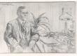Vilde, Eduard, A. Grinev. E. Vilde omas kodus, 1930 - KM EKLA
