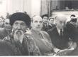 J. Semper kasahhi rahvalauliku Kenen Azerbajeviga Kasahhi NSV kirjanduse dekaadil Moskvas - KM EKLA