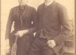 Vilde, Eduard, esimese naise Antonia Vildega (sünd. Gronau) - KM EKLA