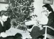 Karl Ristikivi [Lembit Muda perekonnas 1950-te algul] - KM EKLA
