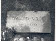 Vilde, Eduard, E. Vilde haud Tallinna Metsakalmistul - KM EKLA