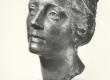 Juta Eskel. Marie Under, 1973, pronks, graniitalus - KM EKLA