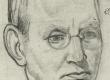 Eduard Viiralt. August Alle portree 1925 - KM EKLA
