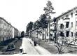 Johannes Aaviku viimane elukoht Stockholmis Borensvägeni tänavas - KM EKLA