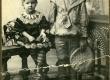 Betti Alver ja tema vend Martin Alver u. 1910. a. - KM EKLA