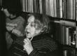 Betti Alver oma 80. juubelil 23. nov. 1986. a Koidula tn. 8-2 (tagapool Velli Verev) - KM EKLA