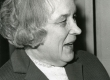 Betti Alver J. Liivi nimelise luuleauhinna vastuvõtmisel 1968. a. - KM EKLA