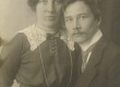 Karl ja Alma Ast Peterburis 1916. a. - KM EKLA