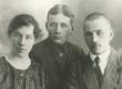 Alma Ast, Friedrich Kõlli ja Karl Ast - KM EKLA
