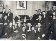 Eesti Kirjanike Liidu kongressist osavõtjaid Kosel ajakirjanike kodus 1933. a. - KM EKLA