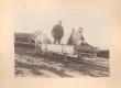 Inimest vedu Peipsi rannikul hoburaudteel sajandi algul. Sõitmas K. E. Sööt - KM EKLA