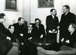 Eesti nõukogude kirjanike I kongressilt Tallinnas 1946. a. E. Päll jt. - KM EKLA