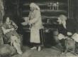 """A. Kitzbergi """"Libahunt"""" R. Draamateatris I v. 1954 - KM EKLA"""