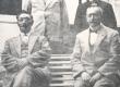 Jakob Liiv, E. Enno, V. Grünthal ja M. Küla Haapsalus 1932. a. Orig.: A-37:1329 - KM EKLA
