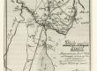 Pöögle valla kaart (A. Kitzbergi poolt joonistatud kaardi järgi joonistatud) - KM EKLA