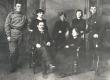 Jakob Liiv koos naise ja lastega (I Maailmasõja ajal) - KM EKLA