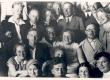 Hugo Raudsepp'a 50. aasta sünnipäeval Elvas, 10. juulil 1933. a. - KM EKLA