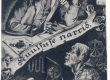 "Bornhöhe, Ed. ""Kuulsuse narrid""ele Natalie Mei illustrats. Tln. 1941 - KM EKLA"