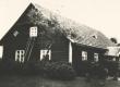 A. Kitzberg'i kodu - Maie koolimaja Pöögles, ehit. 1875. a. 1946. a. foto - KM EKLA
