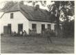 Vuolijoki, Hella. Vanaisale kuulunud Lupe talu elumaja Taageperas - KM EKLA
