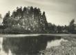 (August Kitzberg) Saksaveski järv ja Koopavana mägi Karksis 1965. a. - KM EKLA