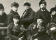 J. Aavik, R. Bernakoff, L. Neumann, M. Saar, P. Brehm, A. Läte, K. E. Sööt 1917. a. Orig.: Alb. 67:34 - KM EKLA