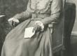 """Liina Reiman Koidula osas A. Adsoni """"Lauluisa ja Kirjaneitsi"""" """"Vanemuises"""" 1931. a. - KM EKLA"""
