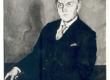 Vilde, Eduard, Nikolai Triigi õlimaal, 1929 - KM EKLA