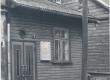 [Vilde, Eduard], elukoht (1904-1905) Tartus Tähtvere tn. 6 - KM EKLA