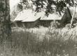 Fr. Tuglase elukoht Uusna Saarekülas juunist novembrini 1944 - KM EKLA