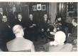 Prantsuse Protestantide Föderatsiooni delegatsioon külas Tallinna ja Eesti piiskopil Aleksisel - KM EKLA