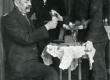 Aleksander Aspel vanematega 1923. a. - KM EKLA