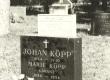 Kõpp'u, Johan ja Marie Kõppu haud - KM EKLA