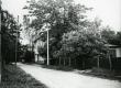 Tartu, Vikerkaare 4 Lüüside maja. Selles majas elasid A. Lüüs, Al. Aspel, A. Oras. - KM EKLA