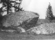 Kaarli mõis. Kreutzwaldi kivi - KM EKLA