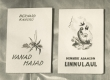 """B. Kangro """"Vanad majad"""", H. Adamson """"Linnulaul"""". Esikaaned - KM EKLA"""