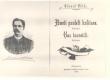 Vilde, Eduard, Ameti poolt kosilane, 1898 - KM EKLA